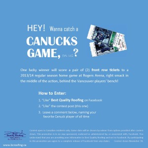 roofing vancouver, vancouver canucks tickets