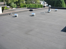 Torch On Roofing (also Known As Torch Down Roofing) Is The Ideal Solution  For Residential Flat Roofs And Low Sloped Roofs. Since 1999, Homeowners  Throughout ...