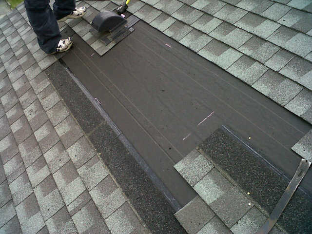Roofing Maintenance - Skylight Install