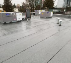 Torch-On Roofing Materials for Commercial Roofs