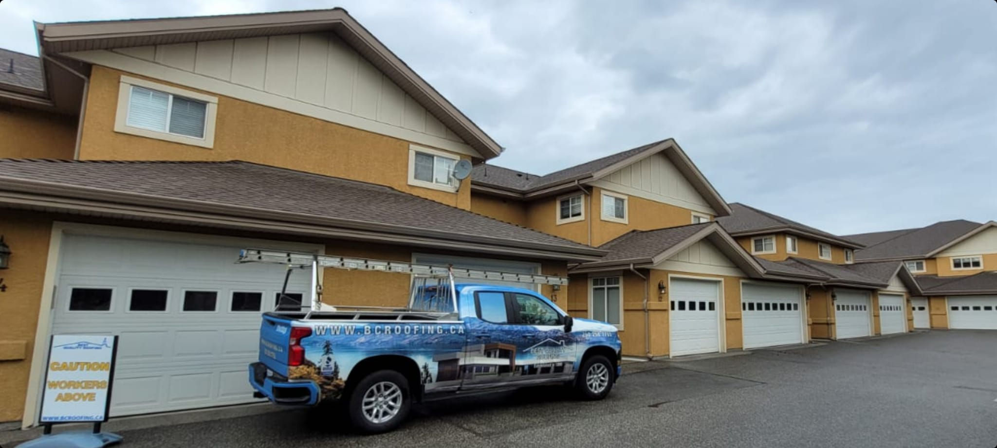 BQR Roofing in Lake Country of the Okanagan