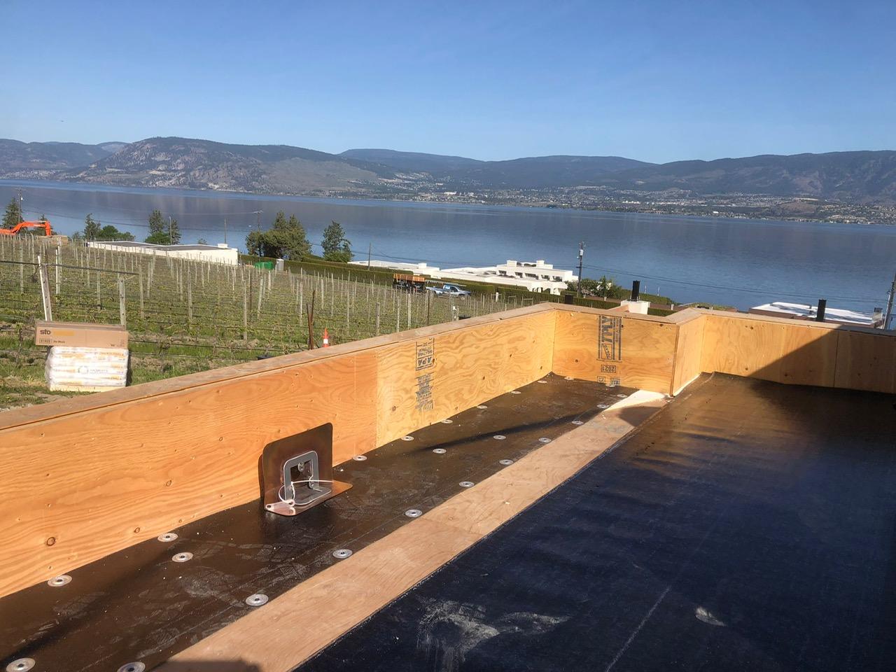 Basr Quality Roofing - Okanagan winery